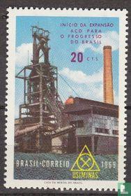 Usiminas mijnbouw