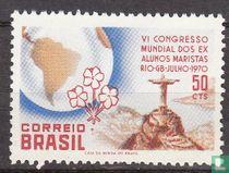 6e Wereldcongres Maristen broeders