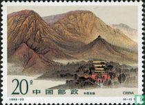 Songshan-Gebirge