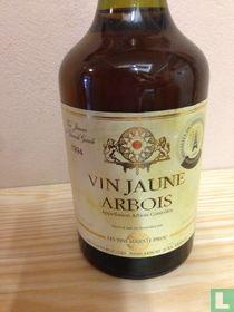 Vin jaune arbois 1994