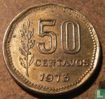 Argentina 50 centavos 1973