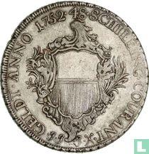 Lübeck 48 schilling 1752