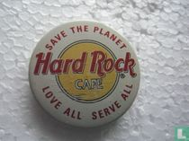 Hard Rock Cafe , save the planet