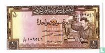Syrië 1 Pound 1973