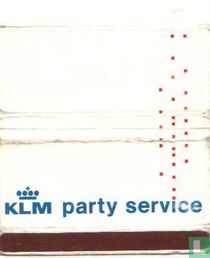 KLM party service