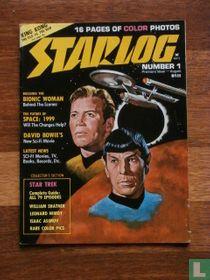 StarLog Star Trek Magazine 1