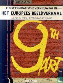 Kunst en grafische vernieuwing in het Europees beeldverhaal