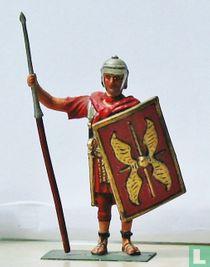 Roman Legionary with Pilum 110BC-200AD