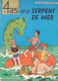 Les 4 as et le serpent de mer