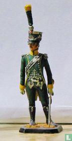 Chasseur à Cheval Subalterne 1806-09