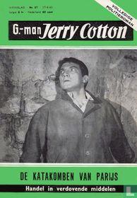 G-man Jerry Cotton 37