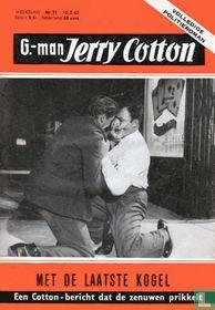 G-man Jerry Cotton 71