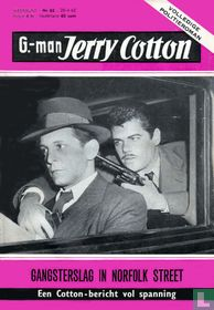G-man Jerry Cotton 82