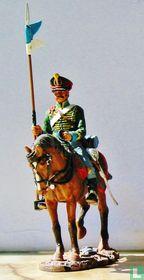Trooper, Pavlograd Hussars,1812
