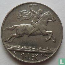 Albanië 1 lek 1927