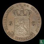 Netherlands 3 guilder 1820