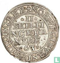 Denemarken 2 skilling 1563