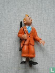 Tintin-rifle (Various 1)