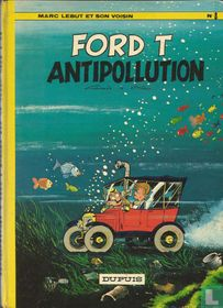 Ford T antipollution