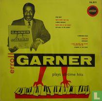 Erroll Garner plays all-time hits