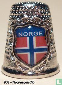Wapen van Noorwegen (N)