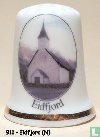 Eidfjord (N) - Kerk