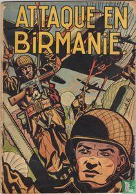 Attaque en Birmanie