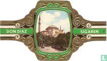 Aya Sofia, hoofdmoskee van Istanboel