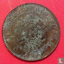 Argentinië 1 centavo 1891