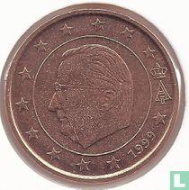 België 5 cent 1999