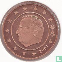 België 5 cent 2001