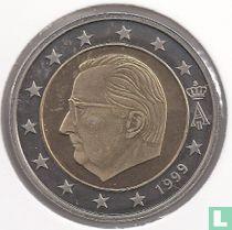 Belgium 2 euro 1999