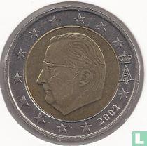 Belgium 2 euro 2002