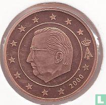 België 1 cent 2000