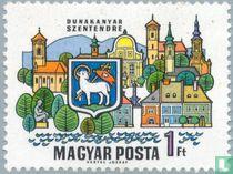 Steden aan de Donau