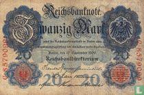 20 Mark Deutschland