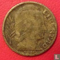 Argentinië 5 centavos 1946
