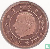 België 5 cent 2000