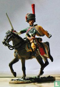 Officer, (Spanish) Burgos Hussars ,1813-14