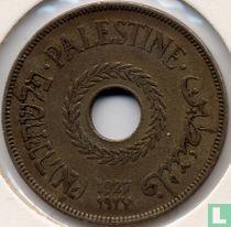 Palestina 20 mils 1927