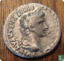 Romeinse Rijk, AR Denarius, 27 BC - 14 AD, Augustus, Lugdunum, 4 BC - 2 AD