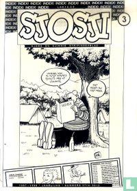 Sjosji - Sjors en Sjimmie stripindexblad - 1997-1998
