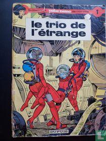 Le trio de l'étrange
