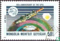 100 jaar UPU