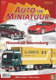 Auto in miniatuur 1