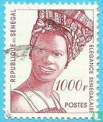 Elegance Senegalaise