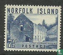 Ruine der Residenz des Gouverneurs