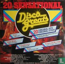20 Sensational Disco Greats