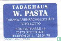 Tabakshaus W.Pasta