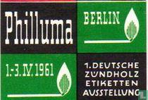 1. Deutsche Zündhölz Etiketten Ausstellung